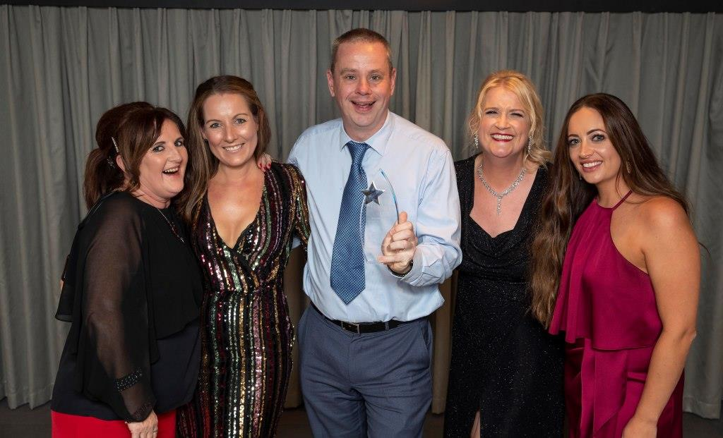 People's Health Heroes ... last year's winners, the Hospital Alcohol Liaison Team